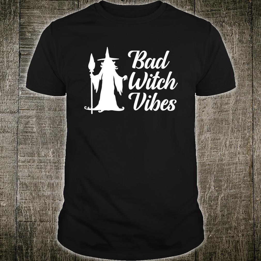 Witch Lives Matter Halloween Shirt