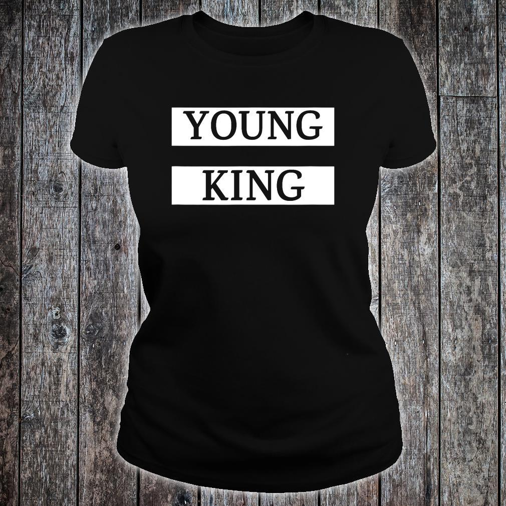 YOUNG KING Shirt ladies tee