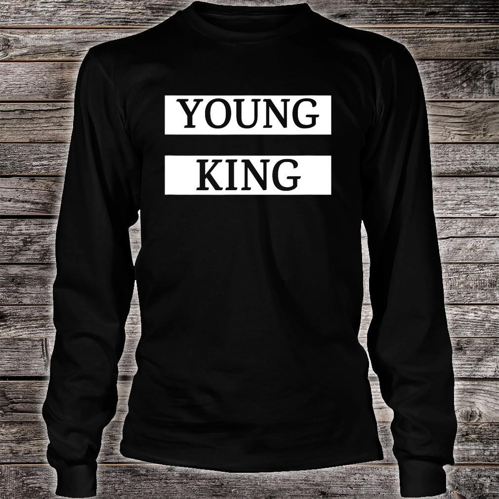 YOUNG KING Shirt long sleeved