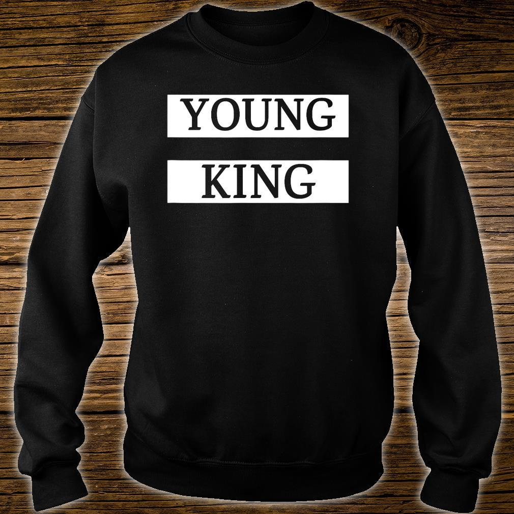 YOUNG KING Shirt sweater